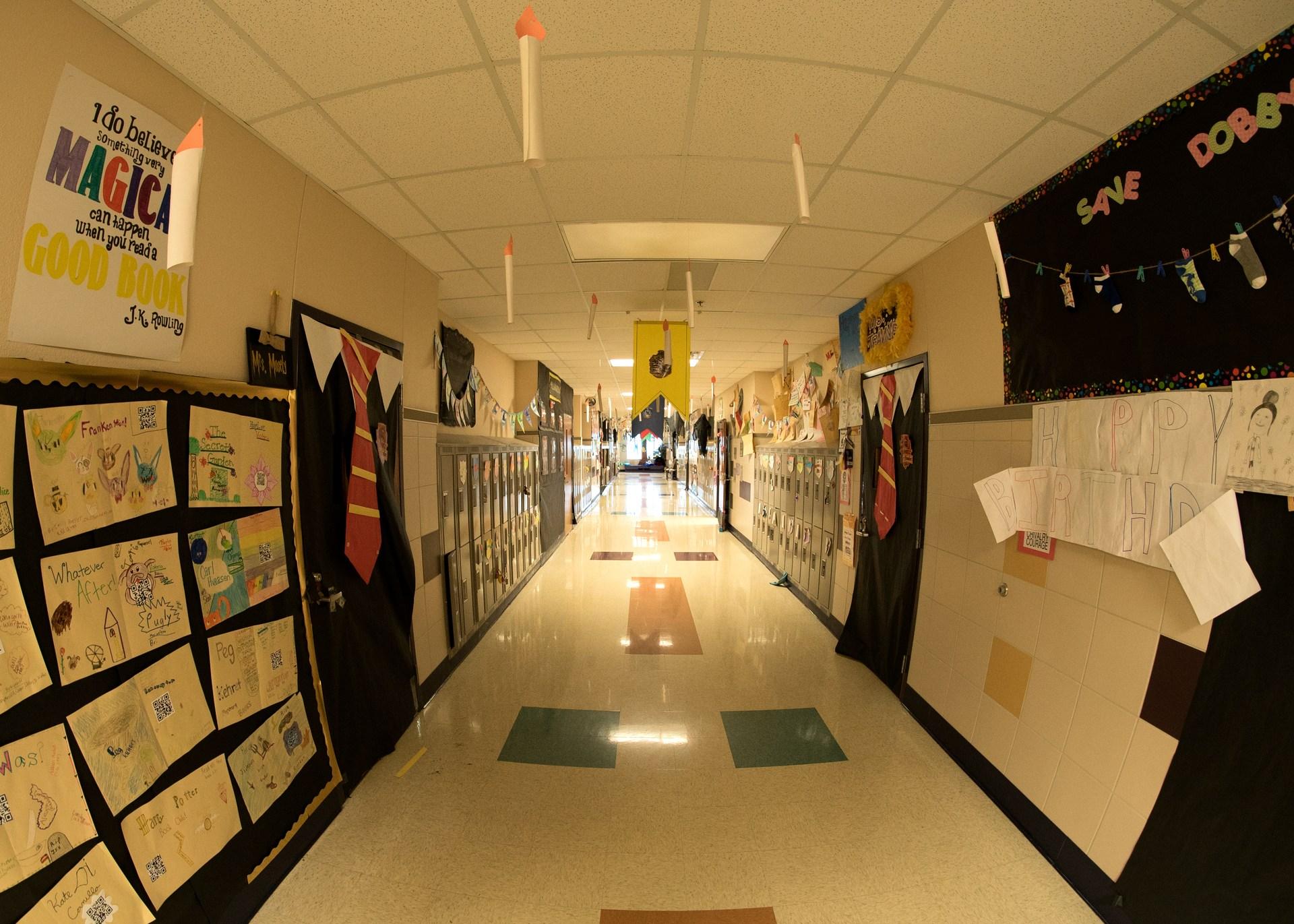 BES Hallway
