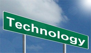 Technology Sign
