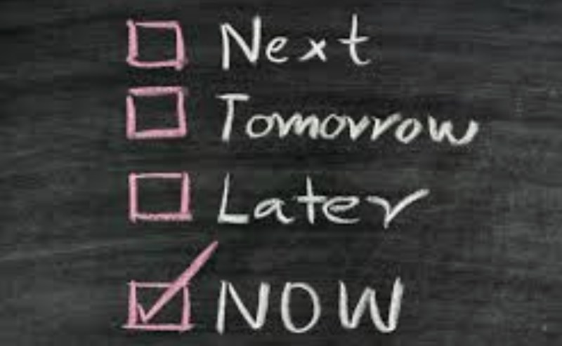Put off procrastination! Re-Enroll TODAY! Featured Photo