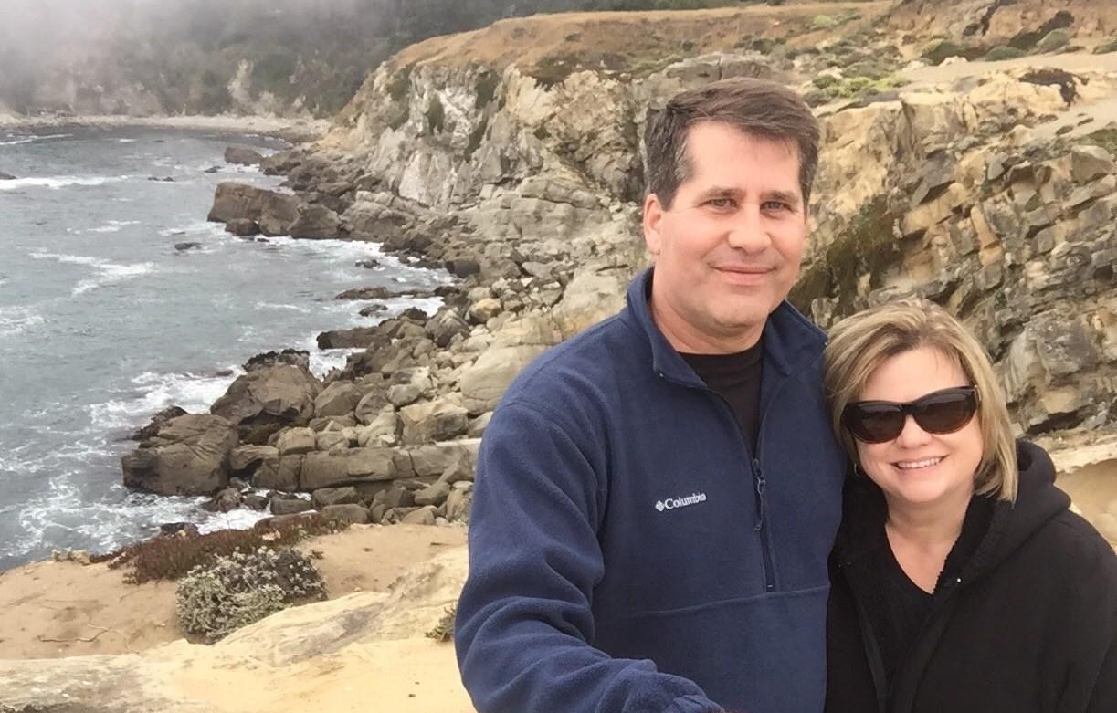 Jon and Audrey Timber Cove, CA