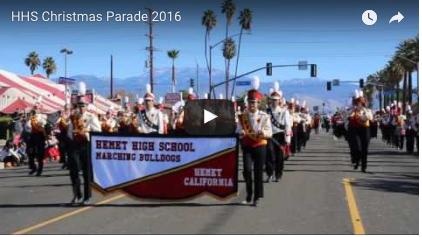 Hemet Christmas Parade 2019 Hemet High School