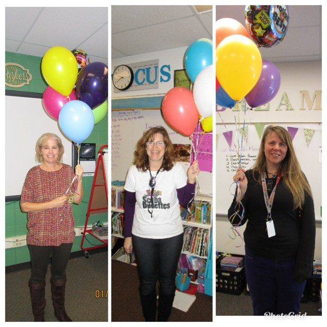 Teachers honored for teaching health and fitness to students Thumbnail Image