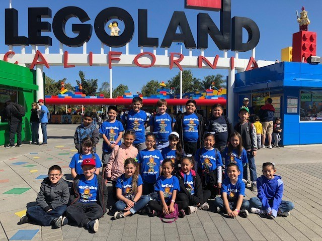 3rd Grade takes on LEGOLAND!! Thumbnail Image