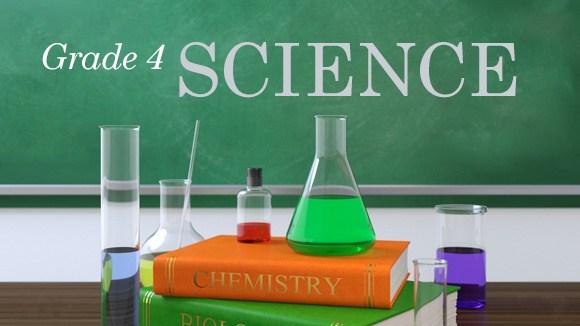Grade 4 Science