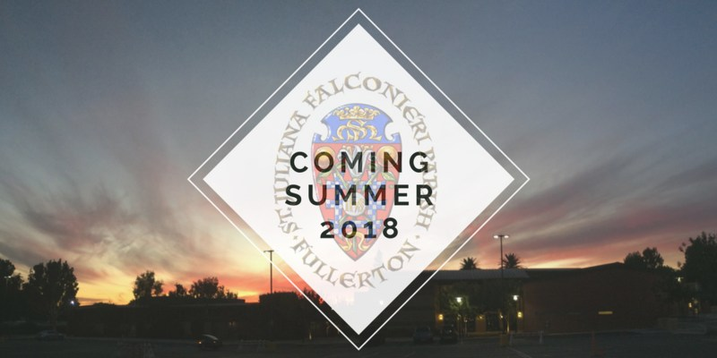 Coming Summer 2018! Featured Photo