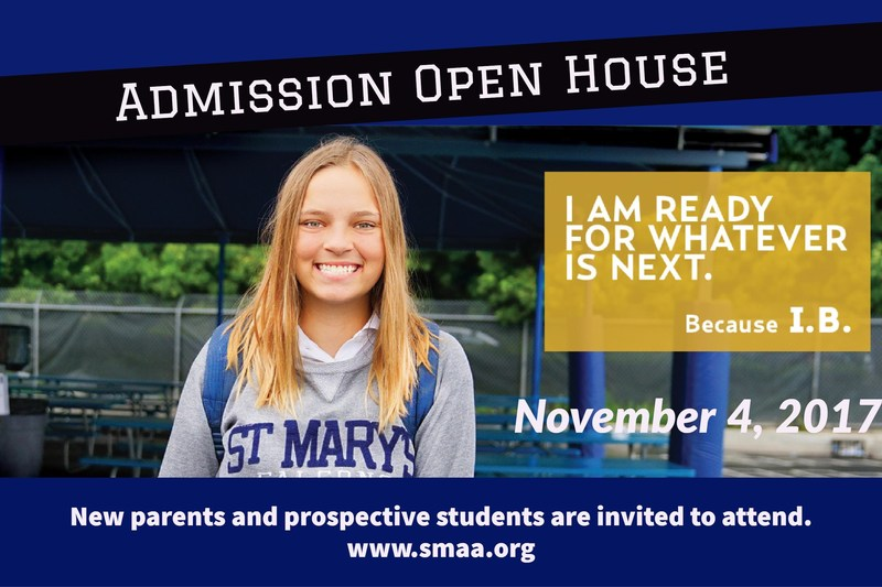 Admission Open House Thumbnail Image