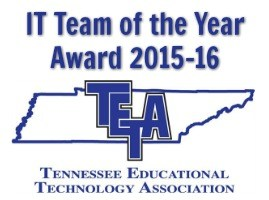 IT Team of the Year Award 2015-16