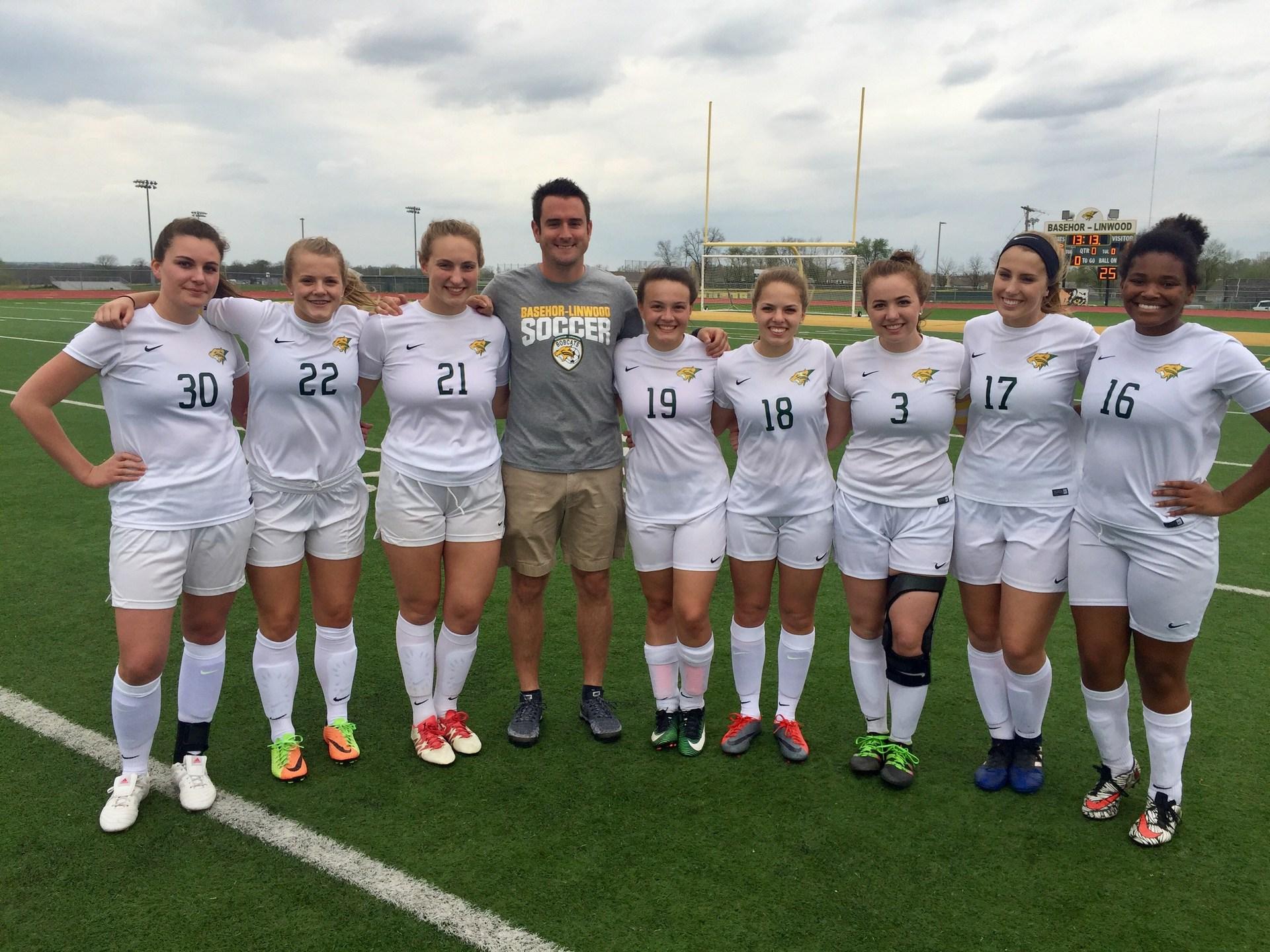 2018 Girls Soccer Seniors