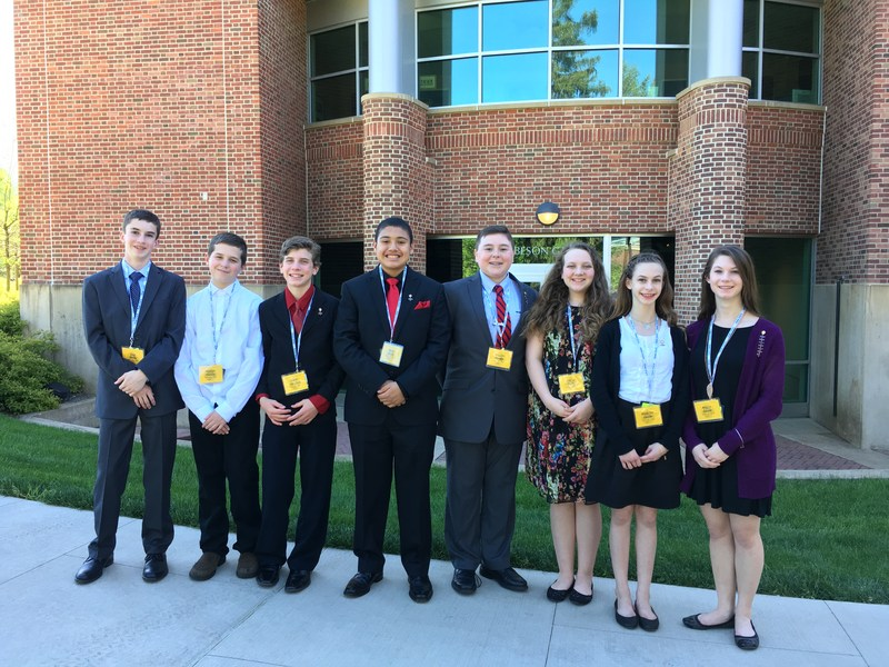 OLG Students Compete at PJAS States Thumbnail Image