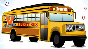 Bearcat Spirit Bus