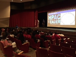 HPAC Presentation with NCH Students, 2017