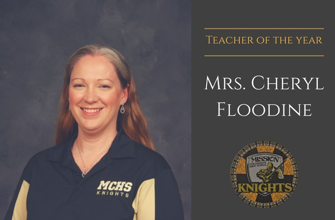 Congratulations to MCHS Teacher of the Year! Featured Photo