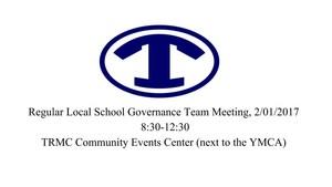 Regular Local School Governance Team Meeting 2-01-2017, .jpg