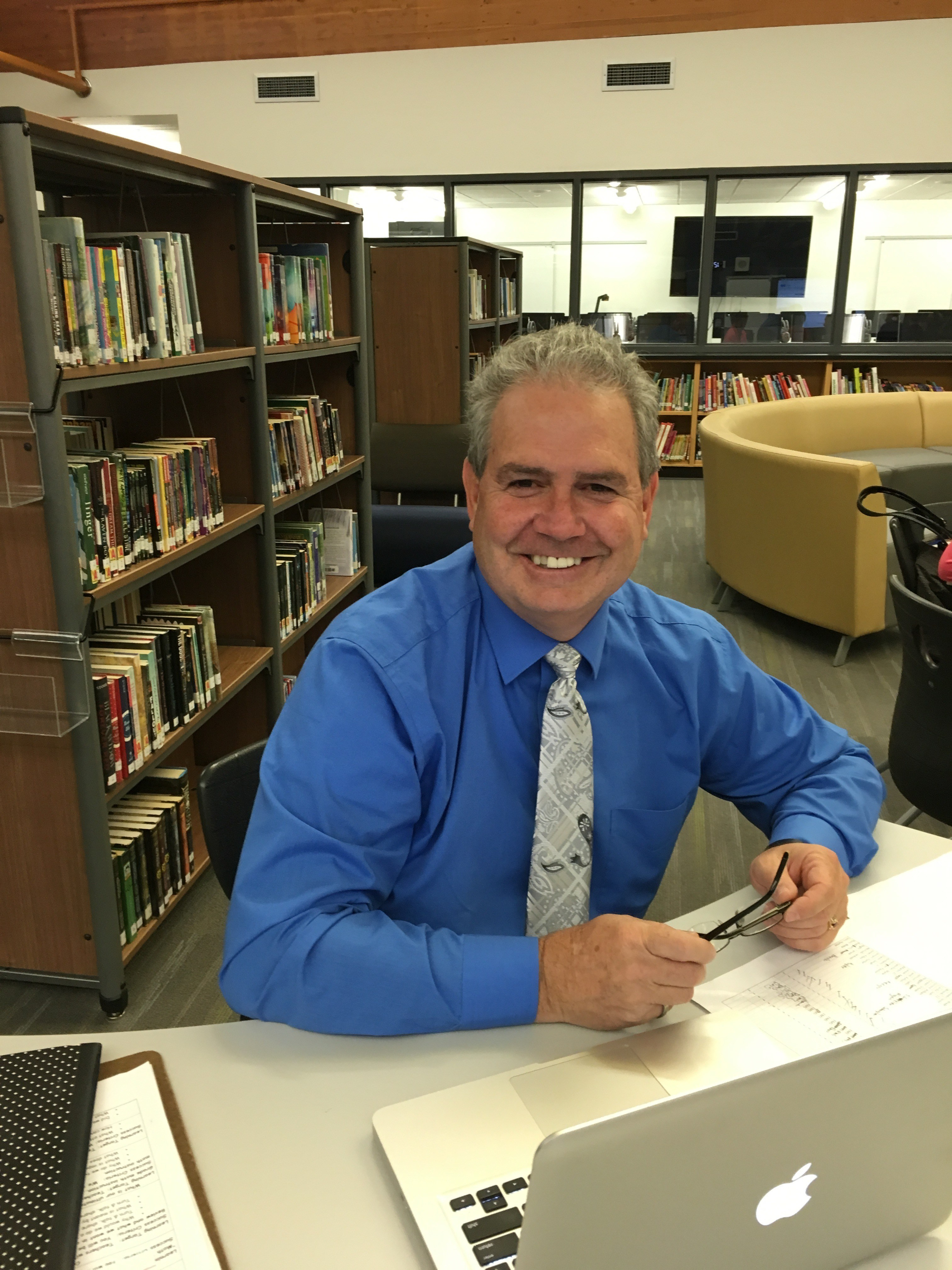 Picture of Mr. O'Driscoll