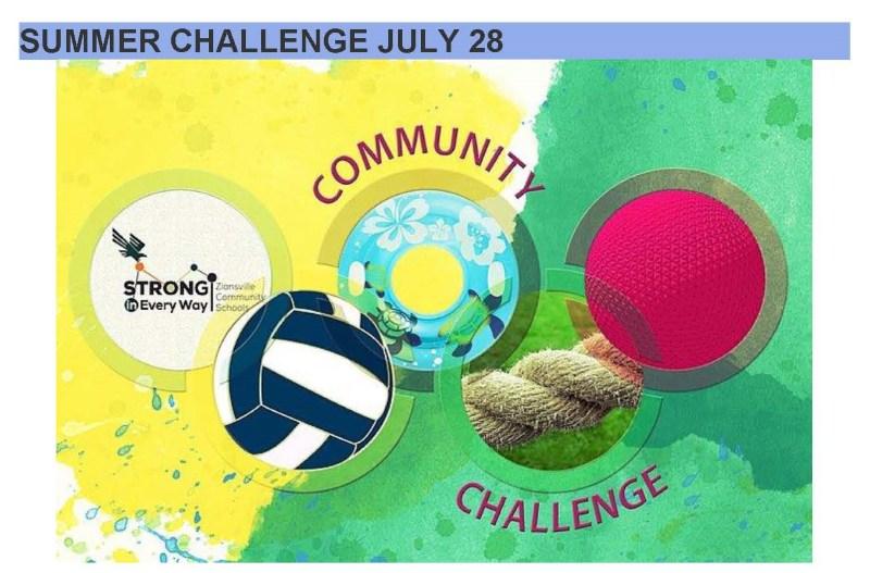 Summer Community Challenge Registration Thumbnail Image