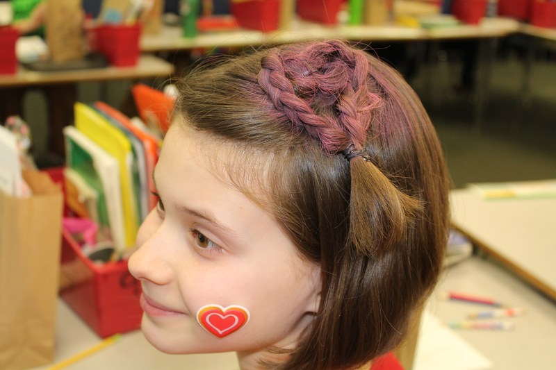 Crazy Hair Day , March 2 , 2018 Featured Photo