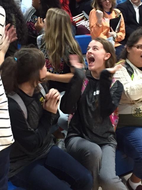 Honor Choir results