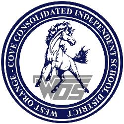 Mustang West Orange Logo