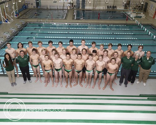 2017-18 Boys Swimming
