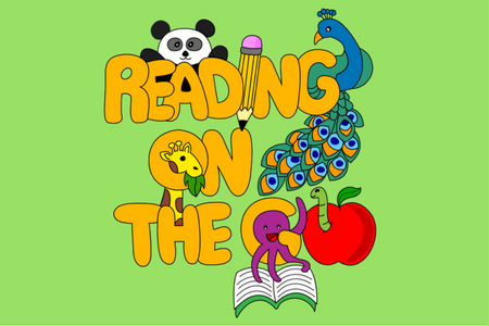Manor ISD Presents: Reading On The Go! Thumbnail Image