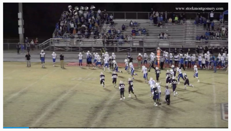 Oakland Patriots football named finalist for national sportsmanship award for allowing special needs athlete to score touchdown Thumbnail Image