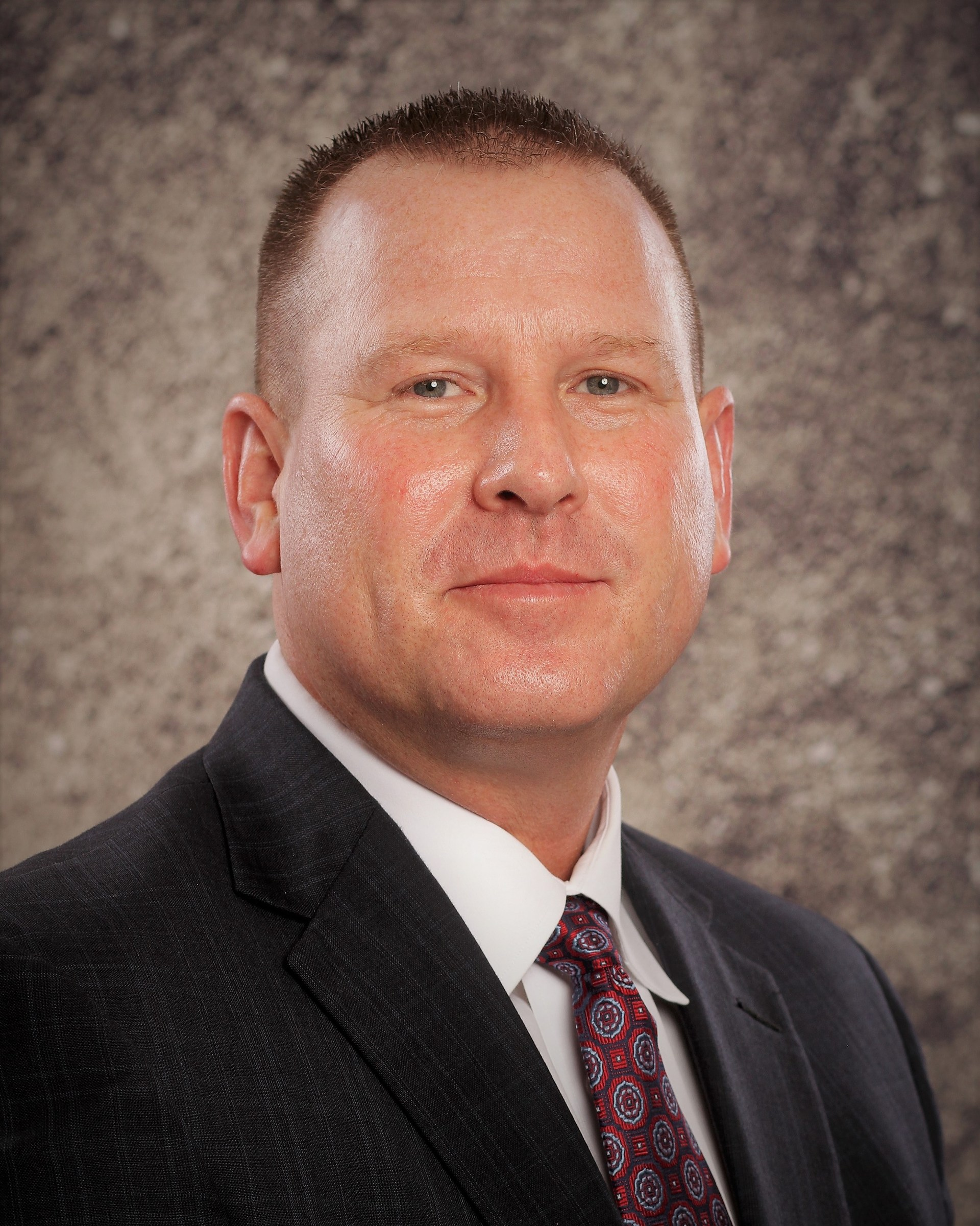 Photo of Superintendent Joe Kucera