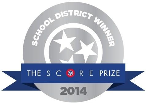 SCORE Prize Award logo
