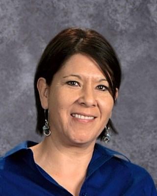 Mrs. Luna, Principal