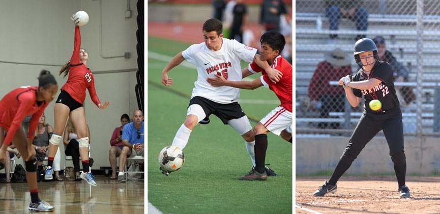 PVHS Athletics - Basketball, Soccer, Softball