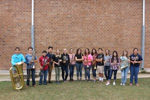 FMS region band students
