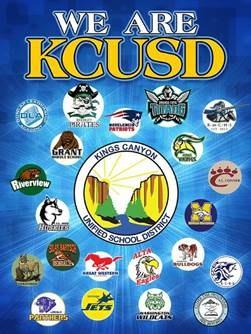 KCUSD Poster with logos