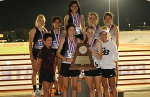 Girls Track Team