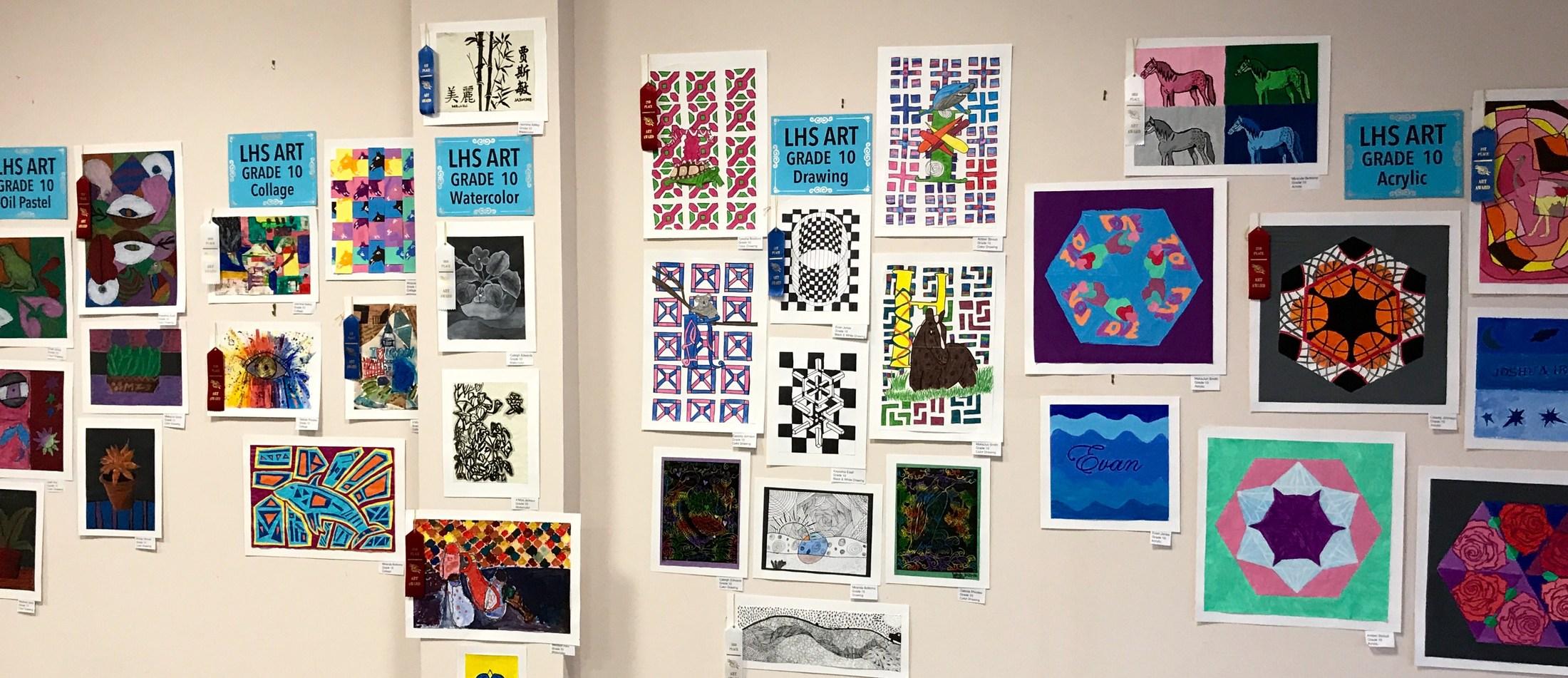 LHS Art Show