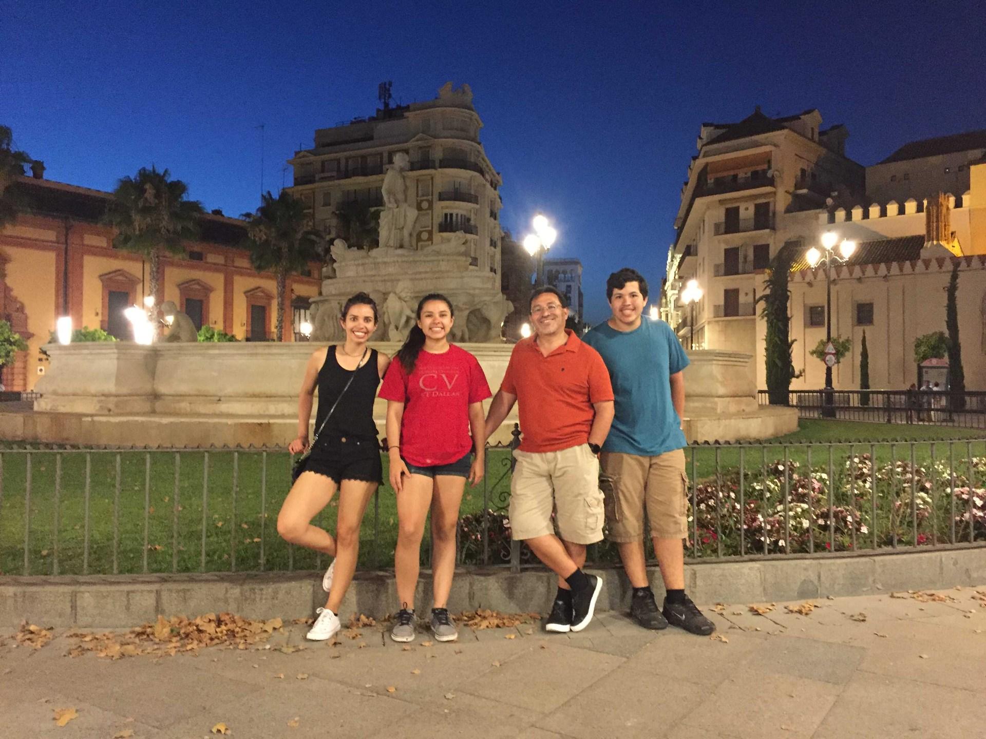 Sevilla, Espana 2017