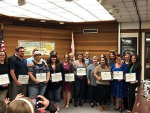 District Award Recipients