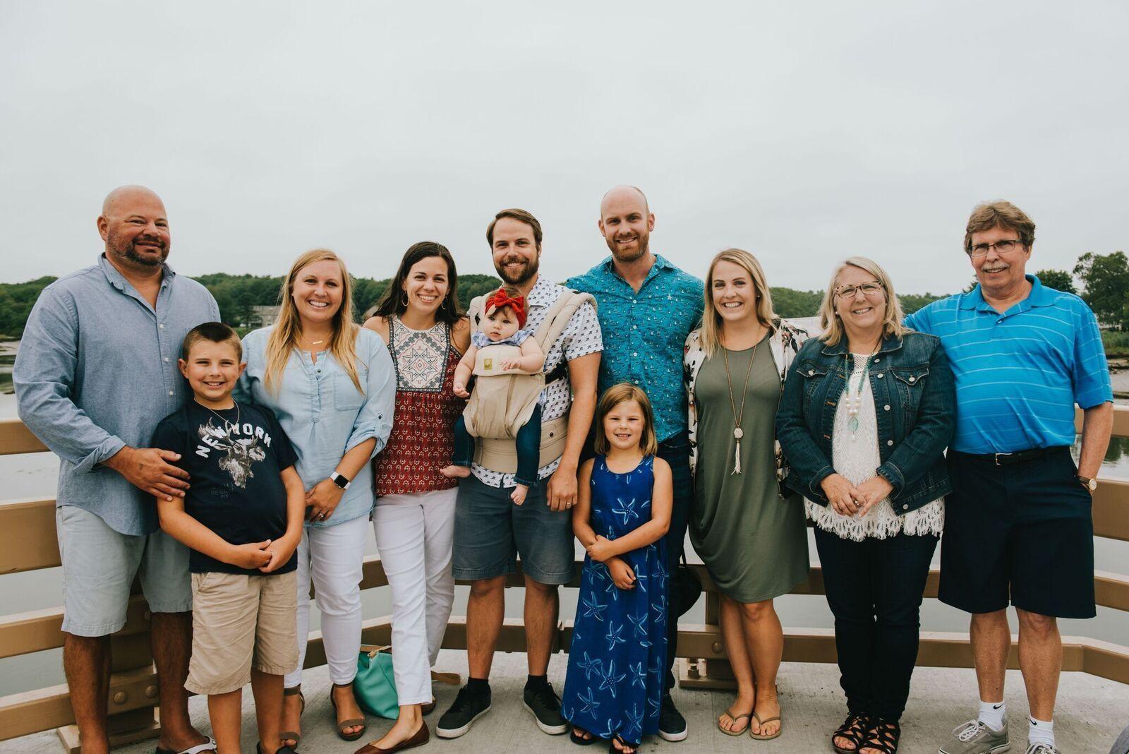 Mrs. Trauner's family