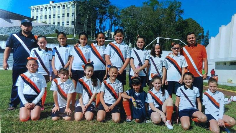 Futbol Soccer Femenil de juegos escolares- 4°, 5° y 6° grado Featured Photo