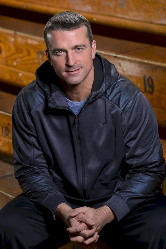 Chris Herren posed photo