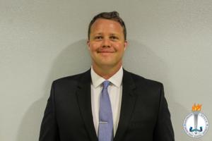 Matt White, new Assistant Principal of Edison High School.