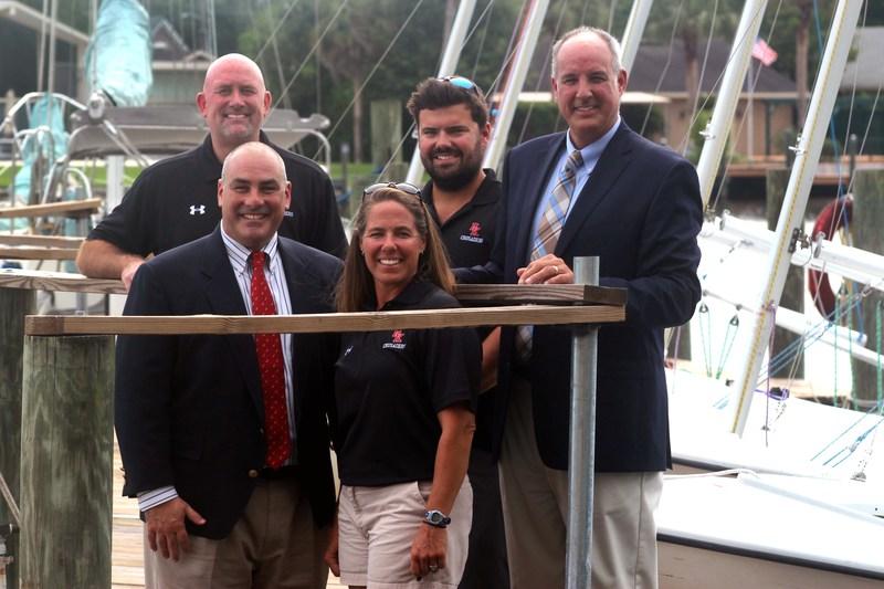 Inaugural Bishop Kenny Sailing Team Thumbnail Image