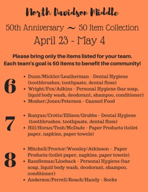50 Item Collection