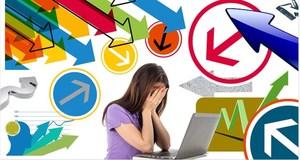 Student under stress