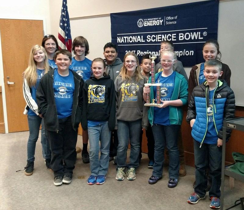 Syringa Students Compete in Western Idaho Science Bowl Thumbnail Image