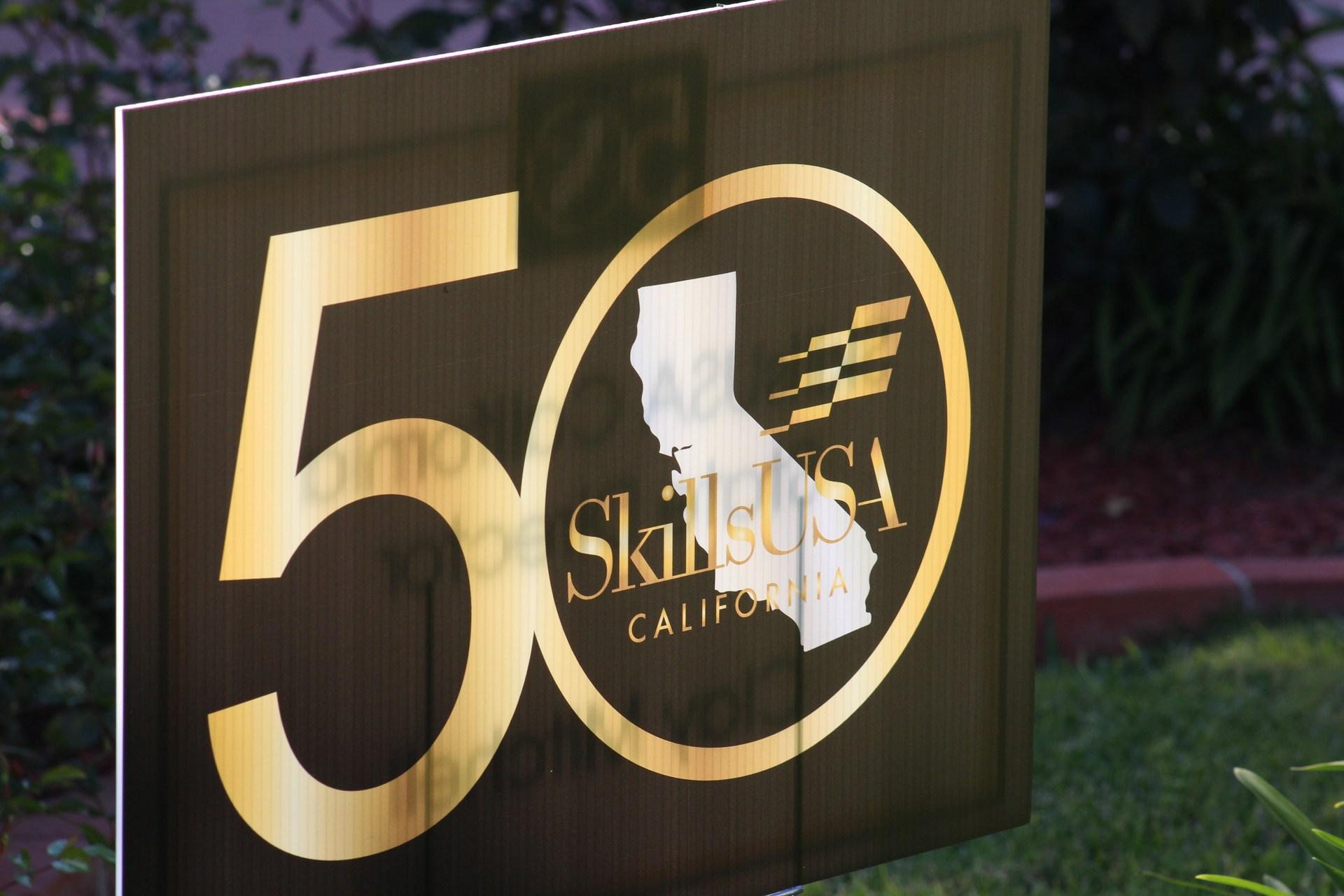SkillsUsa 50 year Anniversary