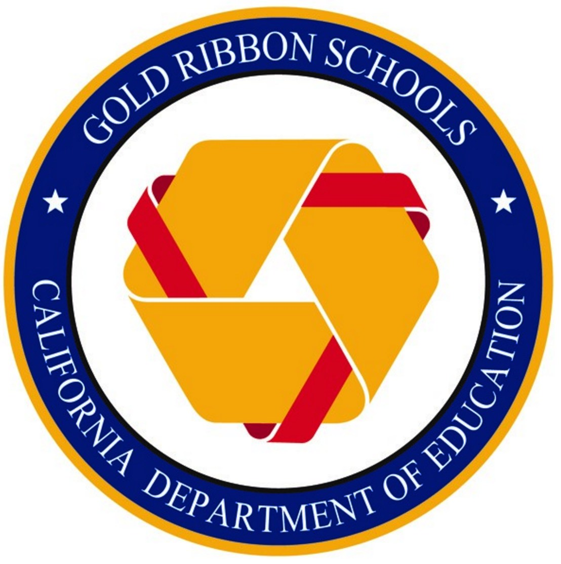Mill School Gold Ribbon Award