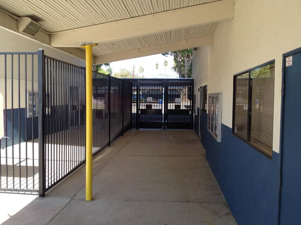 Macy Security Fencing