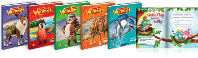 Picture of Wonders books