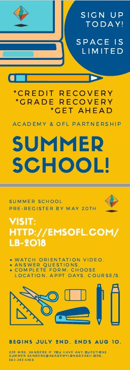 Summer School 2018 Information Thumbnail Image