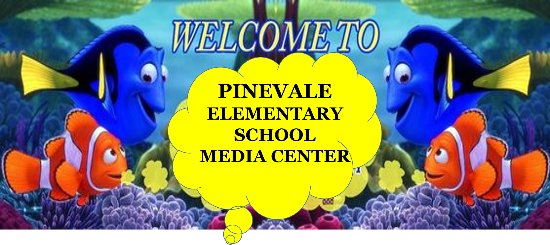 Welcome to the Pinevale Media Center