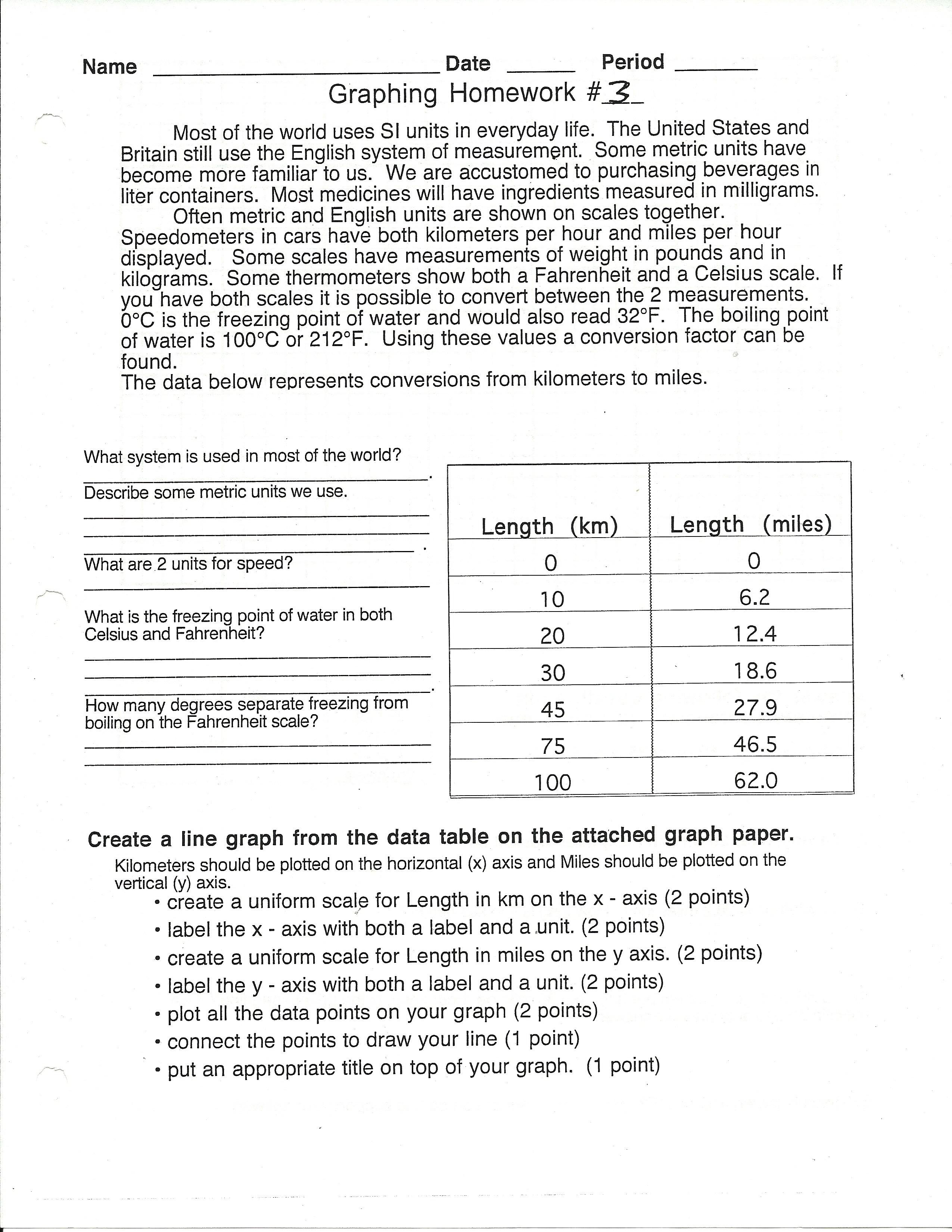 worksheet Velocity And Acceleration Calculation Worksheet Answers alvarado intermediate school due wednesday september 17